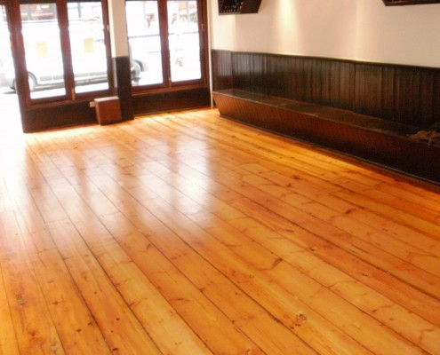 floor sanding work example 10 by GR Property
