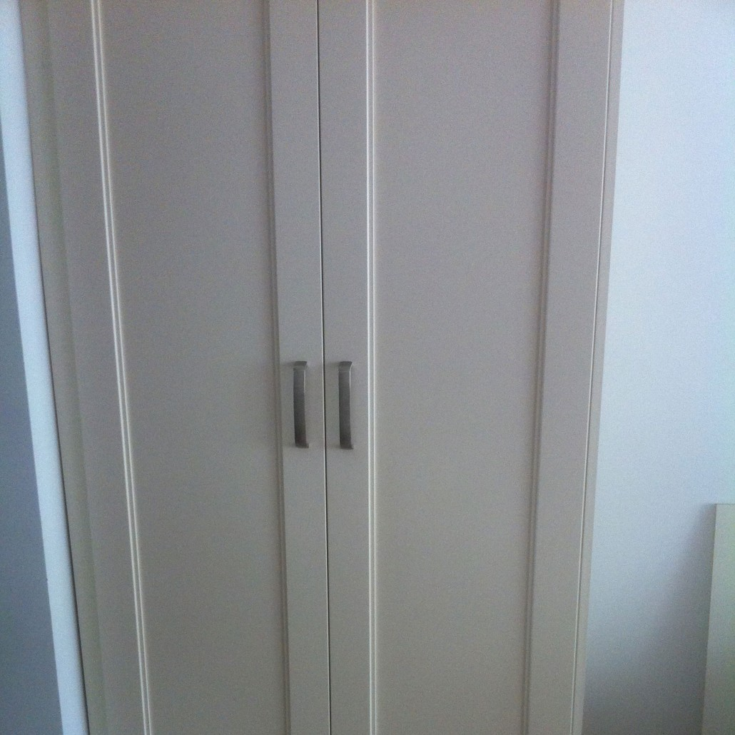 Wardrobe made by GR Property example